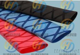 防滑花紋熱縮管