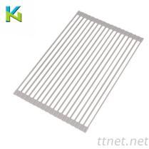 KN-食品級矽膠瀝水器防滑 隔熱瀝水器 家用, 廚房專用洗菜瀝水器