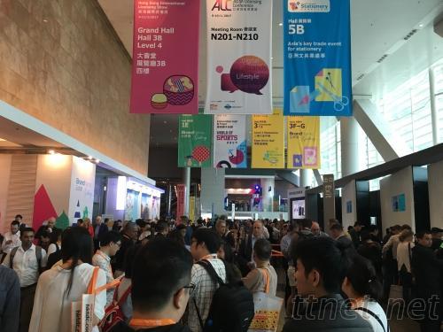 香港国际文具展一月开幕,亚洲市场潜力庞大,汇具各地知名品牌