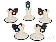 強力吸盤式萬向照明警示燈