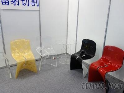 壓克力造型椅