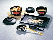 八件式日式用餐組