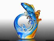 琉璃藝品-躍昇