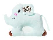卡通造型天鵝絨定型枕頭小雞造型枕頭嬰幼兒防偏頭記憶純棉枕(MB807004405)