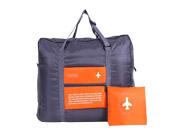 韓國旅行折疊防水單肩行李袋收納袋包飛機包(ST715003704)