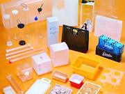 PVC/PP/PE包装盒