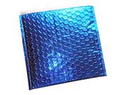 蓝色汽泡防震拉链袋