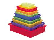 公文林,塑膠籃