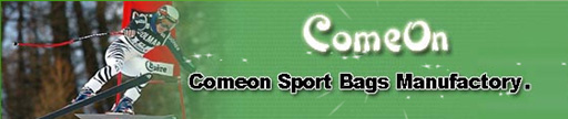 comeon sports bags manufactory