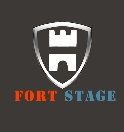 fort stage