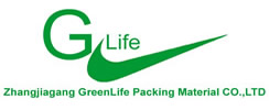Zhangjiagang Greenlife Packing Material Co, . Ltd