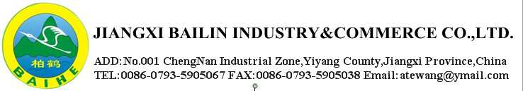 Jiangxi Bailin Industry and Commerce Co.,Ltd.