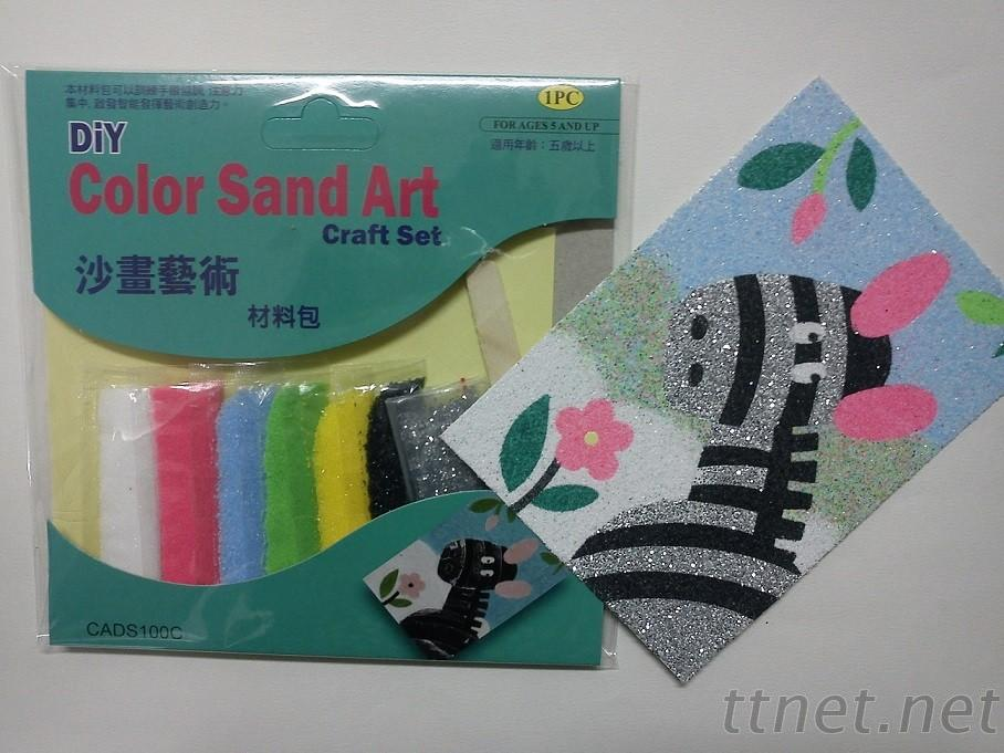 Sand Art- craft set