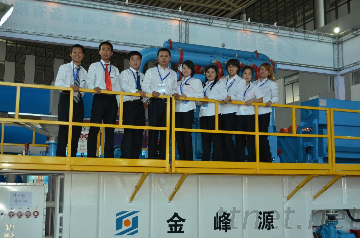 Langfang Jinfengyuan Petroleum Equipment Co.,Ltd