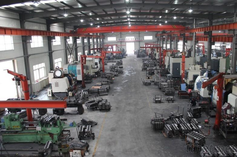 Zhongzhou Hongyu Machinery Manufacturer Ltd