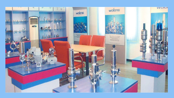 Fujian Wolong Pipe and Valve Manufacturing Co.,Ltd