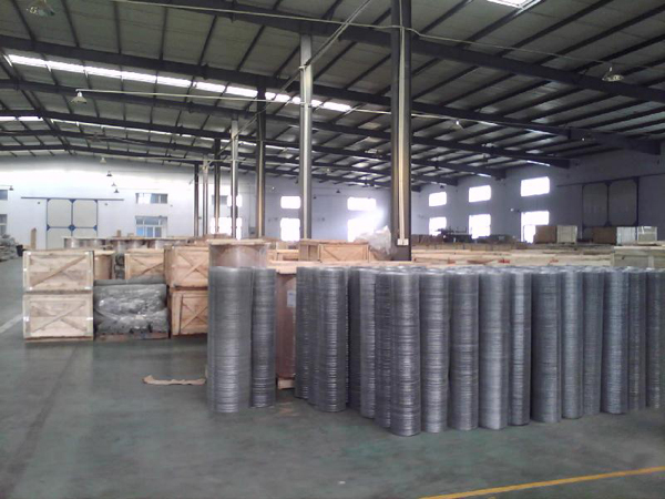 Anping Baiyi Metal Wire Mesh Products Co., Ltd