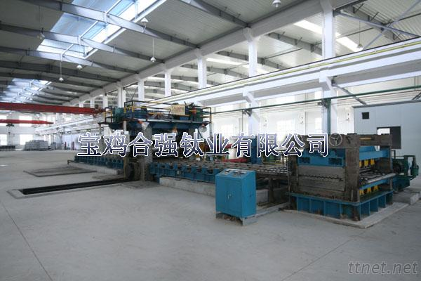 Baoji HeQiang Titanium  CO., LTD