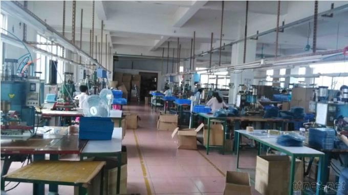 China Kingmate PVC Vinyl Bag Factory