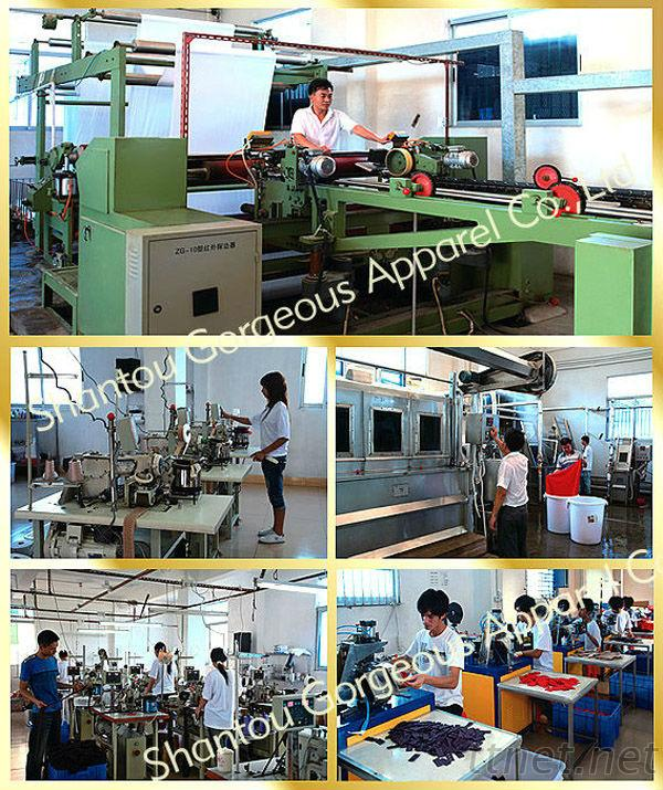 Shantou Gorgeoous Apparel Co. Ltd