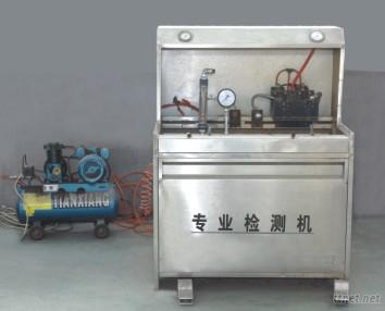 Pressure Test Machine