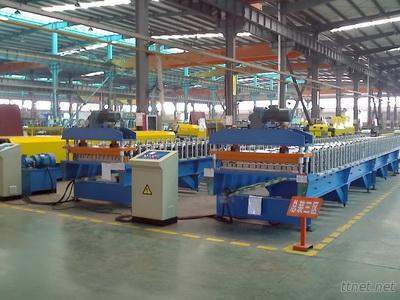 Metal Roll Forming Machinery