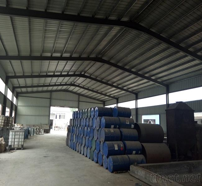 Warehouse of raw materials