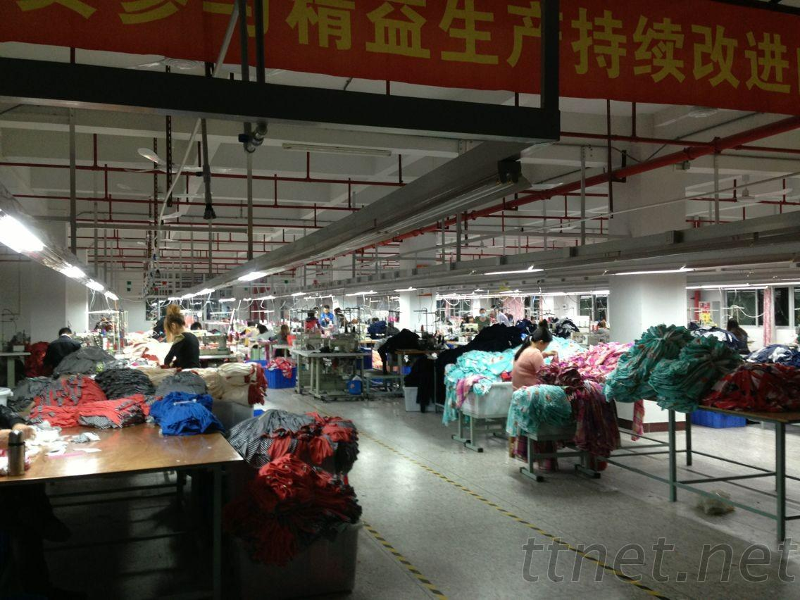 Guangzhou Glns Apparel Factory