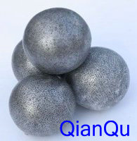 Jinan Zhongwei Grinding Ball Co., Ltd,