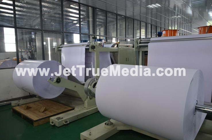 Zhejiang JetTrueMedia Coating Technology Co.,Ltd