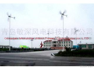 Qingdao Morshine Windpower Sciencetechnology Coltd
