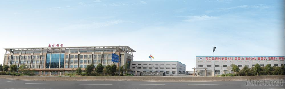 Jiangyin South Stainless Steel Pipes Co., Ltd.