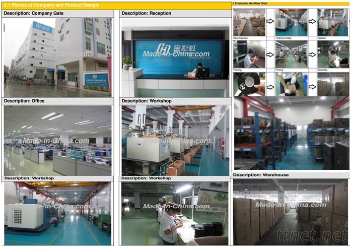 Shenzhen Yiteng Opto-Electronic Co., Ltd