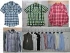 Woven Shirt For Men'S And Boy'S