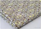 New Arrival Knitting Jacquard Fabric, Polyester Stretch Fabric For Women Dress, Printed Fabric.