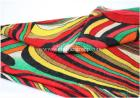 Wholesale Animal Printed Challie Fabric, Wool Blend Fabric For Women Coats