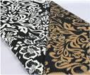 Wholesale women printed Challie fabric,Polyester stretch fabric for women dress