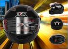 Jx-A113 New Flip Up Helmet With Double Visor