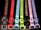 Rhinestone Pet Collar And Leashes