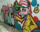 JF Graffiti Spray Paint