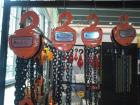 HSZ-C Triangle Chain Pulley Block
