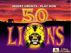 50 Lions Game Board
