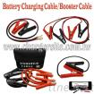 Battery Charging Cable, Booster Cable