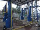 Oil Extracting Machinery Using Waste Tyre/Tires