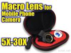 Skin Hair Care Lens For Mobile Phone Camera