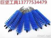 Condenser Tube Cleaning Brush, Nylon Wire Tube Brush