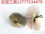 Pellet Brush, Color Plating Chimney Brush
