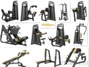 DHZ N-1000 Line Commercial Fitness Equipment