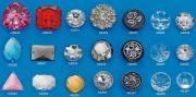 Resin Plastic Clothing Button, Type: Acrylic Buttons