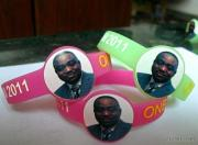 Promotional Products,Logo Silk Screen Printed On Wristband
